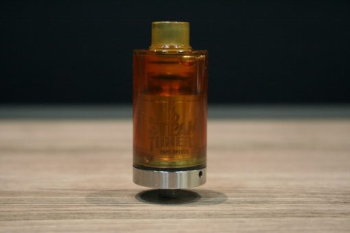 """Clear View Ultem """"Steam Tuners"""""""